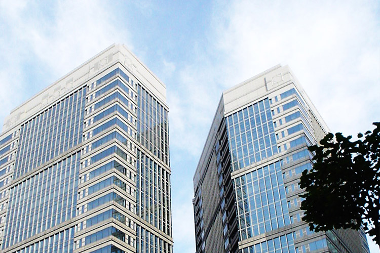 Otemachi Square in Tokyo: One of teh world's most expensive offices