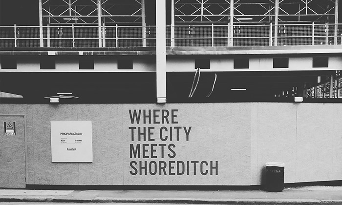 Building a Shoreditch Office