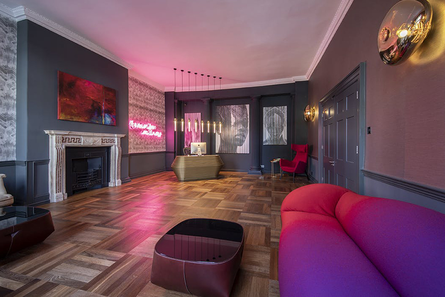 Boutique Workplace Soho Square