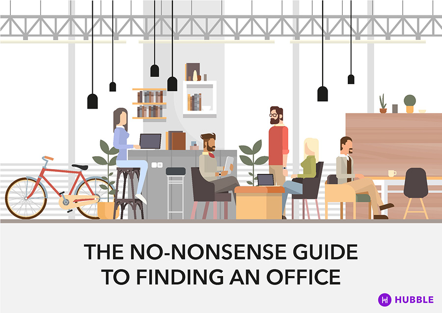 The No-Nonsense Guide to Finding an Office
