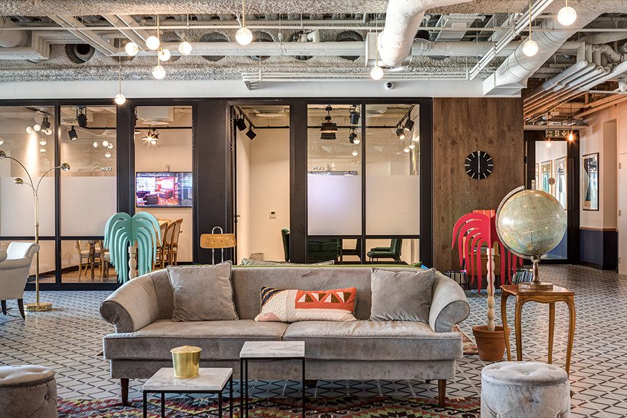 HubbleHQ's Top 10 Office Spaces of 2018