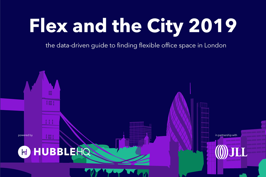 Flex and the City 2019: the Data-Driven Guide to Finding Flexible Office Space