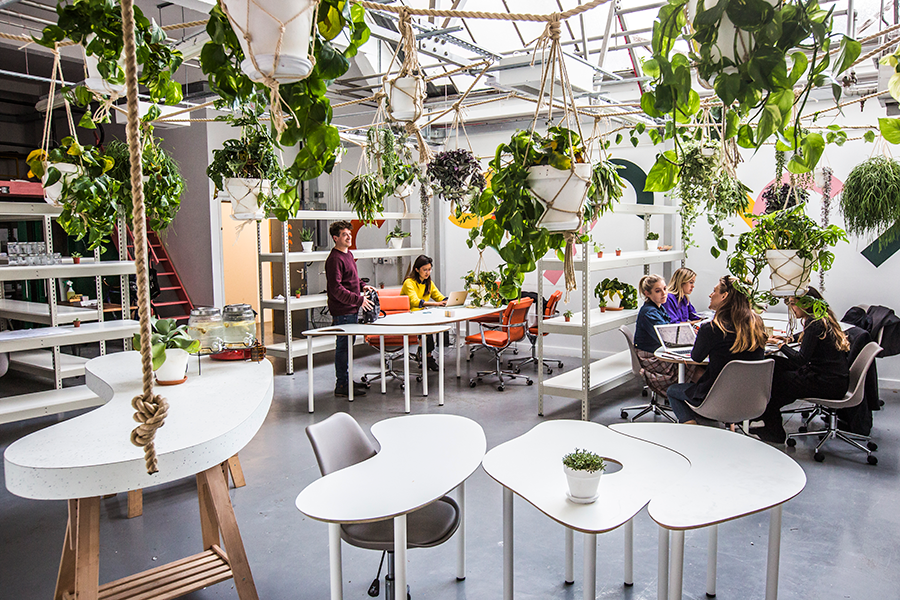 10 of the Most Eco-Friendly Office Spaces in London