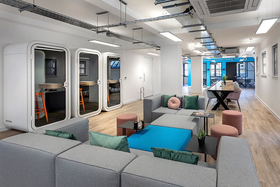9 of the BEST Managed Offices in London for Rent