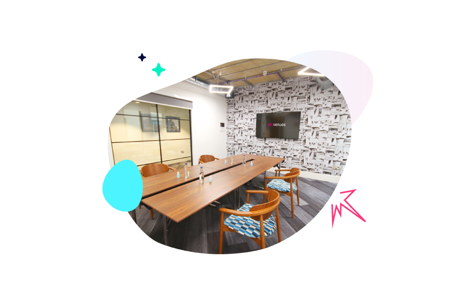 Get 25% Off Your First Meeting Room Booking with etc.venues!